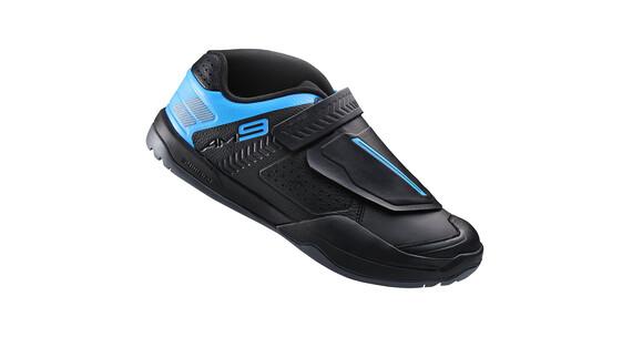 Shimano SH-AM9 schoenen zwart